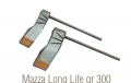 MAZZA LONG LIFE  300gr. 500 gr